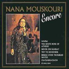 MOUSKOURI,NANA-ENCORE (CAN)  CD NEW
