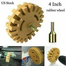 4inch Car Decal Remover for 3m Glue Rubber Eraser Wheel Remove Adhesive Sticker