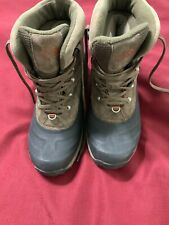 Mens Size 11 NORTH FACE Heat Seeker Winter Snow Boots 200g NICE