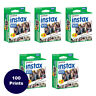 100 Prints Fujifilm Instax Wide Instant Film for 200, 210, 300 Camera 3/2020