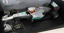 Modellini statici di auto da corsa Formula 1 MINICHAMPS Michael Schumacher per Mercedes