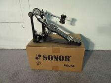 Sonor P433 Single Chain Drive Bass Drum Pedal 400 Series