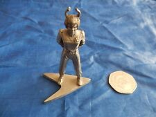 STAR TREK PEWTER ANDORIAN FIGURE