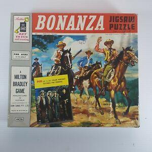 BONANZA Jigsaw Puzzle Vintage 350 Pieces