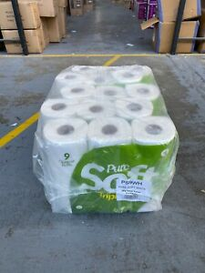 5 x 9Pack Toilet Rolls FREE NEXT DAY DELIVERY