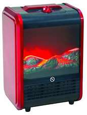Room Space Heater Personal Electric Fireplace Portable Room Amish