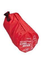 BNWT NEXT Unisex Red Raincoat Waterproof Coat Jacket Cagoule Pac-a-Mac 5 Years