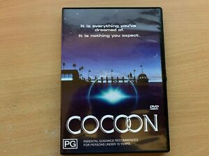 Cocoon Don Ameche Wilford Bremley Hume Cronyn Brian Dennehy (DVD 1985) R4