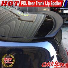 Flat BlackP Type Trunk Lip Spoiler For Volkswagen Passat B5 MK5 1997~2005 Sedan