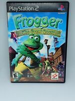 Frogger: The Great Quest (Sony PlayStation 2, 2001) Ps2 - CIB Complete