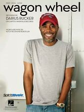 Wagon Wheel Sheet Music Piano Vocal Darius Rucker NEW 000121290