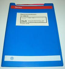 Werkstatthandbuch VW LT Diesel Direkteinspritzanlage Vorglühanlage 4 Zylinder!