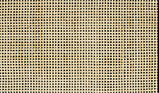 "24"" Wide - Modern Open Weave Cane - 1 Ft"