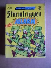 STURMTRUPPEN  - Eureka Pocket n°54 1979 edizioni Corno  [G404]*