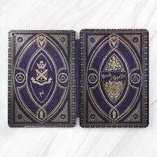 Book of Spells Vintage Retro Case For iPad 10.2 Air 3 Pro 9.7 10.5 12.9 Mini 4 5
