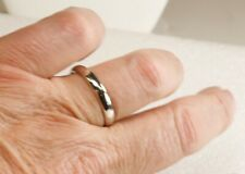 ArtCarved Wedding 14K Band Size 11 1/2 White Gold 3.8mm Wholesale