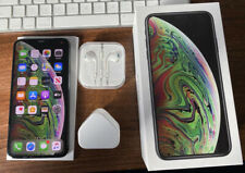 Apple iPhone Xs MAX - 256GB A2101- Space Grey Unlocked Boxed Apple Store