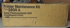 Ricoh 3800a Printer Maintenance Kit G763-17 Color Photoconductor Unit 400594