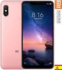 XiaoMi Redmi Note 6 PRO ,3+32GB,ESPAÑA,VERSION EU,20Mpx,SNAPDRAGON 636,ROSA 6`26