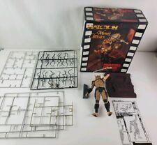 Halcyon Predator 2 Creature Model Kit Movie Classics KIT - 1994 - Painted