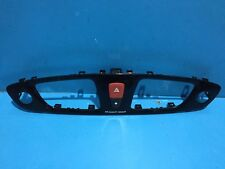 Renault Scenic Hazard and Lock Switch with Trim 8200214896A | 88300000
