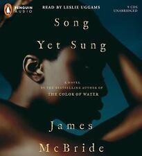 Song Yet Sung (Audio Book, 2008)) James McBride, Unabridged, 9 disc set