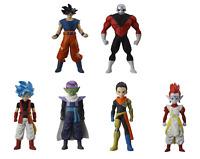 BANDAI Dragon Ball Z Super Skills Figure 01 All 6 type set JAPAN OFFICIAL IMPORT