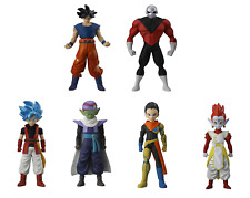 BANDAI Dragon Ball Z Super Skills Figure 01 All 6 type set JAPAN OFFICIAL IMPORT