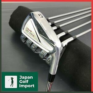 TOURSTAGE X-BLADE 705 TYPE M NS PRO 950GH S Flex Iron set (5-PW) #IS074