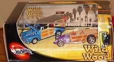 Hot Wheels Collectibles Set Wild Woods 2002