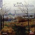 Rachmaninov: Piano Concerto No.3, The Bells Op.35, Moscow Philharmonic, Van Clib