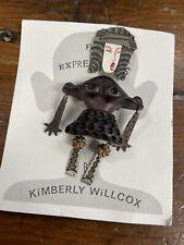 Free Expressions Lady Kimberly Willcox Pin Art