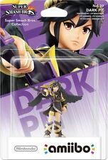 Dark Pit Amiibo Smash Bros Wii U 3DS Nintendo Kid Icarus Free Post RTS Rare