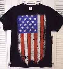 AMERICAN FLAG USA SPIRIT OF AMERICA T-SHIRT L 42/44 NEW WITH TAG!