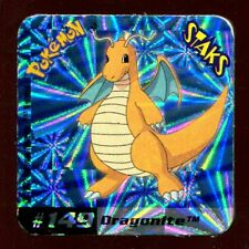 N° 149 DRACOLOSSE DRAGONITE HOLO Ω STAKS MAGNET AIMANT POKEMON Used