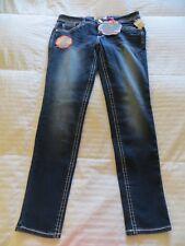 Women's Almost Famous Premium Dark Blast Skinny Jeans, Size 9 Brand NEW w/tags