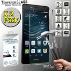 Pack 2 Premium Real Protector de pantalla Cristal Templado para Huawei P9 Lite