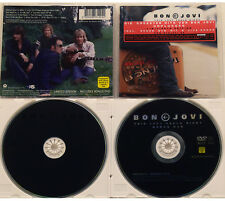 Bon Jovi - This Left Feels Right +1 (Limited Edition CD+DVD,2003) It's My Life