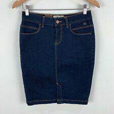 LTB Denim Skirt Womens Small Blue Straight & Pencil