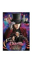 CHARLIE AND THE CHOCOLATE FACTORY JOHNNY DEPP COLLAGE POSTER 22x34 FREE SHIP