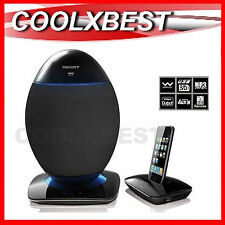 NEW SCOTT 2.4Ghz WIRELESS SPEAKER USB AUX-in PC AUDIO HiFi BLUETOOTH NT REQUIRED