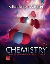 AP Chemistry Silberberg: Silberberg, Chemistry: the Molecular Nature of Matter a