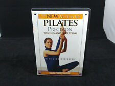 The New Method Pilates DVD Precision Toning & Sculpting Workout DVD