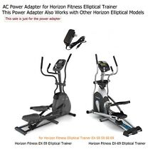 AC Power Supply Adapter for Horizon Fitness Elliptical Trainer EX-58 59 68 69