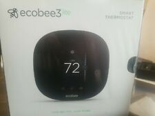 ecobee FABEBSTATE302 Smart Wi-Fi Thermostat with Room Sensor
