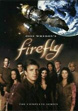 Firefly - The Complete Series (Dvd, 2009, 4-Disc Set), still in original plastic