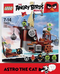LEGO Angry Birds - Piggy Pirate Ship 75825 - Brand new