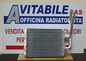 Radiatore Riscaldamento Renault Twingo Tutti i Modelli Dal 1993 al 2006  NUOVO !