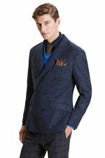 Wool Blazers Hackett Regular Size Coats & Jackets for Men