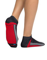 Hanes Men X-Temp Arch Support Low Cut Sock 4-Pack cushioning Super soft athletic